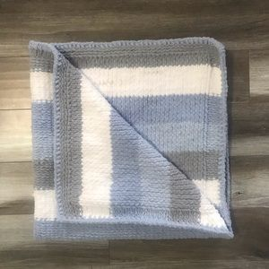 Other - Handmade Never-used Knitted Baby Blanket
